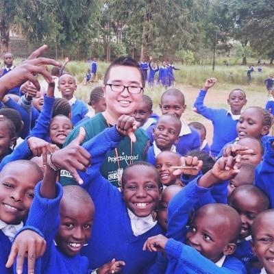 ケニアで医療 森慶真